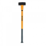 36-in Sledge Hammer, 8 lb Head, Yellow