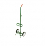 Dual Cylinder Cart, 6-in Wheel