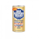 12 Oz Can Bar Keepers Friend Powdered Cleanser & Polish