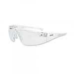 Rush Series Safety Glasses, Clear Frame & Lens