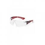 Safety Glasses, Anti-Fog/Anti-Scratch, Clear