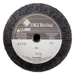 Resin Bonded Abrasives Without Safety Back, 6'', 5/8-11 Arbor, Aluminum Oxide