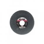 6-in Straight Grinding Wheel, 36 Grit, Aluminum Oxide, Resin Bond