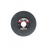 6-in Straight Grinding Wheel, 60 Grit, Aluminum Oxide, Resin Bond