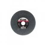 8-in Straight Grinding Wheel, 36 Grit, Aluminum Oxide, Resin Bond