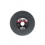 8-in Straight Grinding Wheel, 60 Grit, Aluminum Oxide, Resin Bond