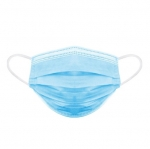 Disposable Medical Surgical Mask, 3-Layers, CE, FDA Listed