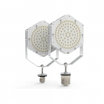 60W LED Retrofit Kit, 150W-200W MH Retrofit, 8640 lm, 6500K