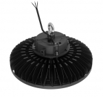 240W Slim Fin UFO LED High Bay, 1000W MH/HPS Retrofit, 32000 lm, 347V-480V, 5000K