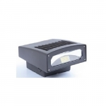 50W LED Slim Wall Pack - Full Cut Off, 175W MH Replacement, 5500 Lumens