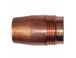 MIG Gun Nozzle, 1/2'' Bore, 1/8'' Tip Recess