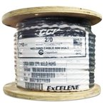 250 Ft. Welding Cable with Foot Markings, 4/0 AWG