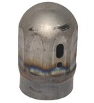 Cylinder Cap, 3 1/8'' - 7 Thread for Acetylene Cylinders