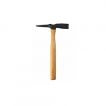 11-in Cone and Chisel Chipping Hammer w/Wood Handle