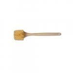 Tampico Bristle Utility Brush, Plastic, 20'' Tan Handle