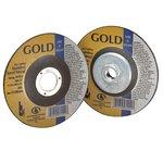 """Depressed Center 4.5"""" 24 Grit Aluminum Abrasive Disc"""