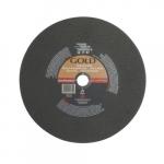 14-in Flat Cutting Wheel, 36 Grit, Aluminum Oxide