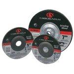 Metal Aluminum Oxide Wheels, Depressed Center Wheel