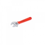 6-in Chrome Adjustable Wrench w/ Cushion Grip