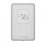 2500W Non-Programmable Thermostat, Double Pole, 10.4 Amp, 120V/208V/240V, White