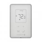 3600W Programmable Thermostat, Double Pole, 15 Amp, 120V/208V/240V, White