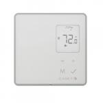 4000W Programmable Thermostat, Single Pole, 16.7 Amp, 120V/208V/240V, White