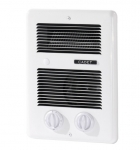 White, Com-Pak Series Wall Heater Grill Only