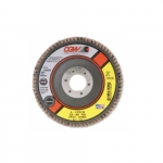 4-in High-Speed Cutting Wheel, 36 Grit, Aluminum Oxide, Resin Bond