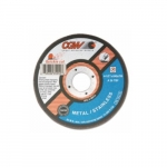 5-in Quickie Cut Extra Thin Cutting Wheel, 36 Grit, Aluminum Oxide