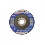7-in Depressed Center Grinding Wheel, 24 Grit, Aluminum Oxide, S Bond