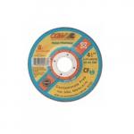 4.5-in Quickie Cut Depressed Center Cutting Wheel, 60 Grit, White Aluminum Oxide