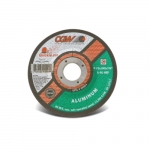 4.5-in Quickie Cut Depressed Center Cutting Wheel, 46 Grit, Non-Loading Aluminum Oxide