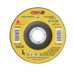4.5-in Quickie Cut Depressed Center Cutting Wheel, 36 Grit, Aluminum Oxide