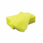 Masslinn Yellow Light-Duty Dust Cloths w/ Microban 22X24