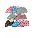 Reversible Welding Cap, Size 7-3/4, Assorted Print