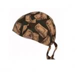 Welding Do-Rag w/ Sweatband, One Size, Assorted Pattern
