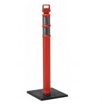 45-in EZ Grab Delineator Post, Orange