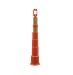 42-in Grip N Go Channelizer Cone, Orange