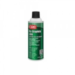 16oz Dry Graphite Lube, Aerosol Can, Black