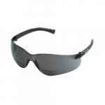 BearKat Magnifier Protective Eyewear, 1.5 Diopter, Gray