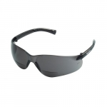 BearKat Magnifier Protective Eyewear, 2.0 Diopter, Gray