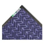 ECO-PLUS Midnight Blue Floor Mats 35X118