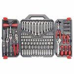 170 Piece Quality Professional Closed Case Tool Set