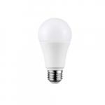 17W LED A21 Bulb, 125W Inc. Retrofit, Dimmable, E26, 2000 lm, 5000K