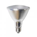 13W LED PAR30 Bulb, Short Neck, 75W Hal. Retrofit, Dimmable, E26, 800 lm, 5000K