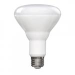 10W LED BR30 Bulb, 75W Hal. Retrofit, Dimmable, E26, 700 lm, 3000K