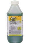 Zep Professional Advantage Plus Concentrated Acid Bathroom Cleaner 2 Liters