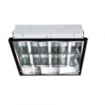 24W 2X2 LED Troffer, 6500K