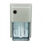 11W Cutoff LED Wall Pack, 3000K, White