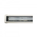 72W Multi-Color LED Linear Flood Light, 6768 lm, 5000K, White